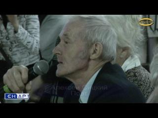 100 лет поэту Николаю Якушеву 23.12.2016 в ДК Волжский в посёлке ГЭС. Рыбинск.