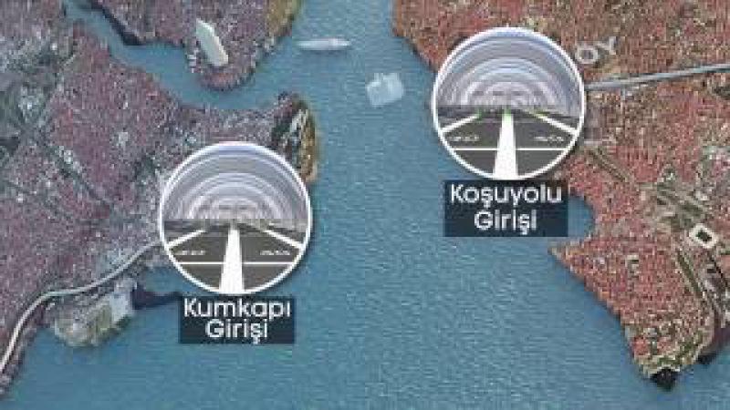 Avrasya Tüneli Güvenlik Kuralları