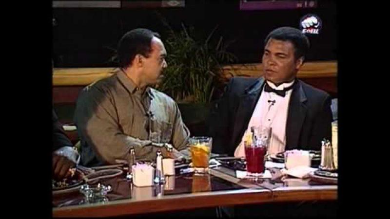Ужин с чемпионами (Али, Фрейзер, Форман, Нортан, Холмс)