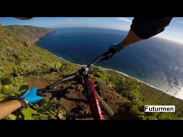 Sortie VTT Extreme - Kilian Bron | Madere
