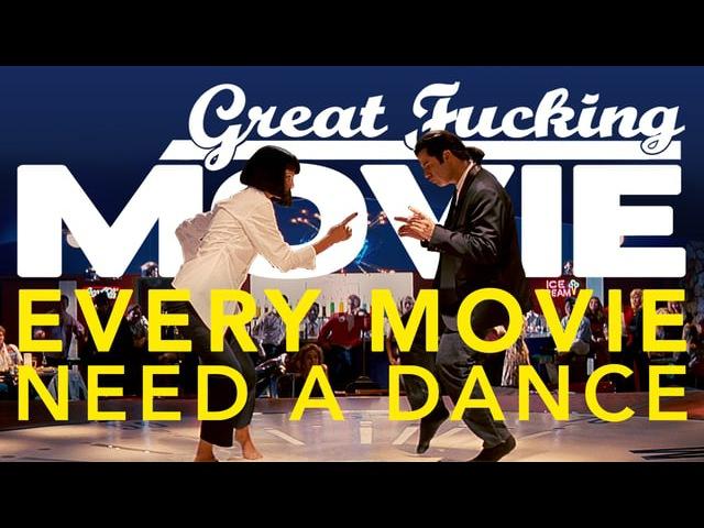 EVERY MOVIE NEEDS A DANCE - 1896 - 2017