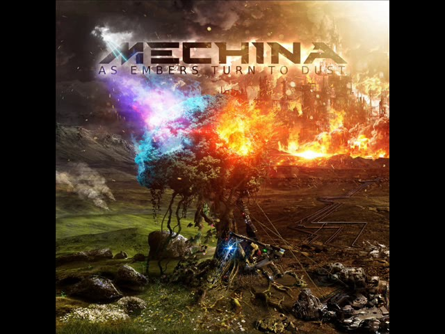 Mechina - As Embers Turn To Dust (Full Album)