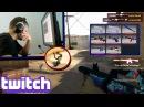 Lo0p Partially Blind/Deaf CSGO Streamer ACE, 1v5 Clutch, Donations RESPECT - Twitch Recap 50