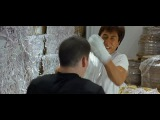 Jackie Chan boxing