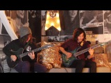 Ibanez Prestige Mario and Erick from CHON play