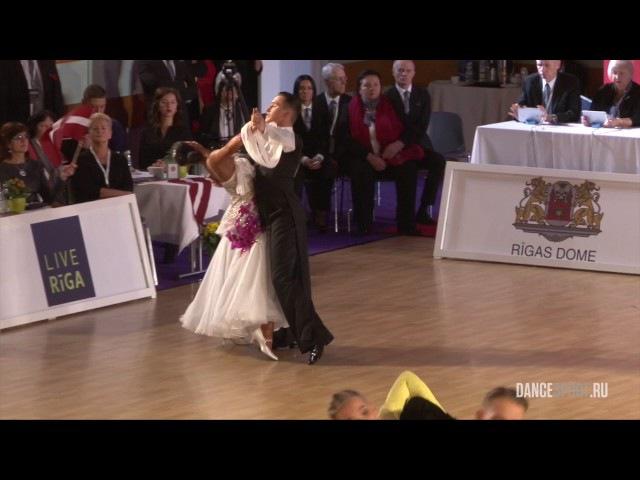 Dmitry Kulebakin - Maria Chernykh, RUS, Final Tango