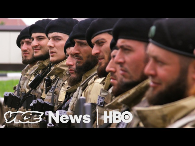 Inside Chechen Prison Where Gay Men Say They Were Tortured (HBO)