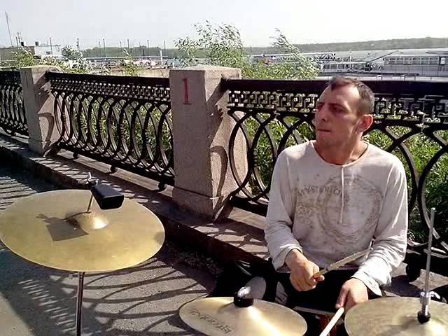 Илья Григорьев барабанщик виртуоз