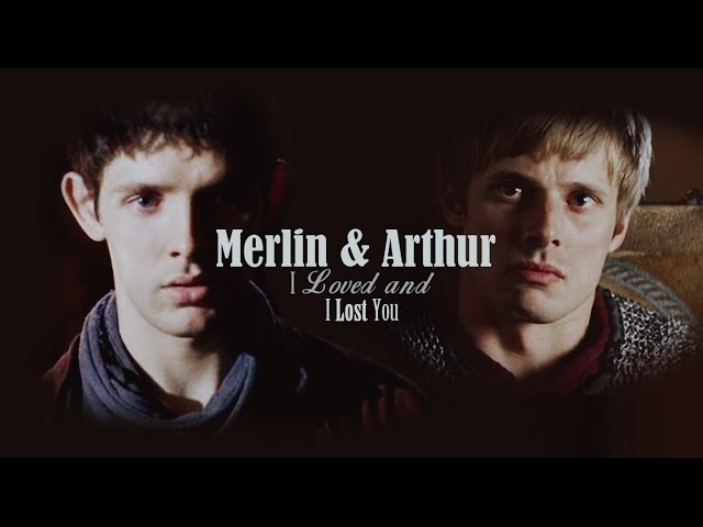Merlin Arthur    I Loved and I Lost You
