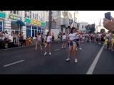 Творческий бульвар в г. Чебоксары! Выступление девочек 11-18 лет!
