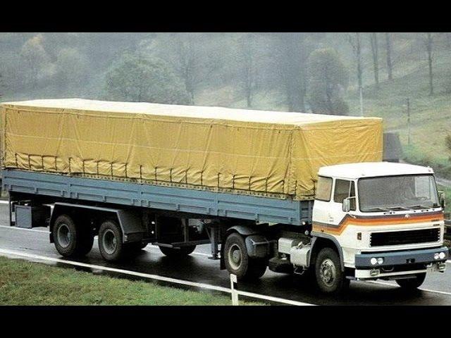 Трое на шоссе 1983 г Фильм про дальнобойщиков