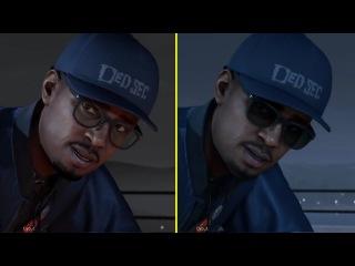 Watch Dogs 2 PS4 E3 Demo vs Retail Graphics Comparison