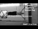 Dominic Lacasse Tutorial Human Flag Learn training acrobatic dvd conditioning pole fitness
