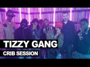 Tizzy Gang freestyle - Westwood Crib Session