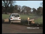 1984 Lombard RAC Rally VW Media footage featuring VW Golf GTI Group A &amp Group B Quattros