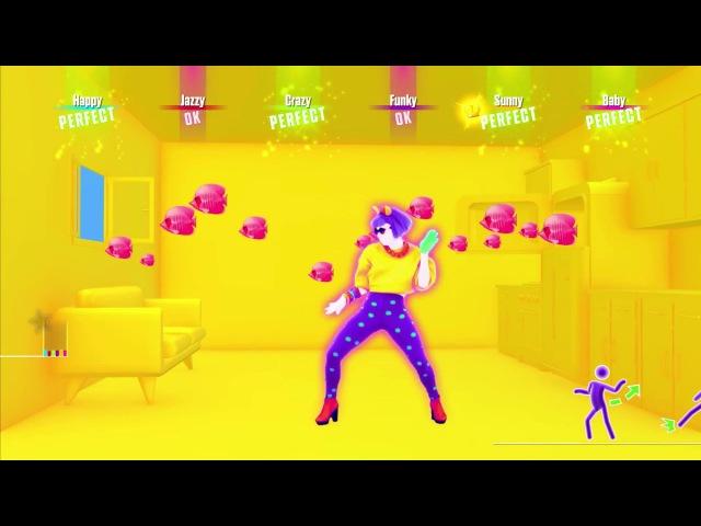 Время и Стекло - Имя 505 | Just Dance 2017