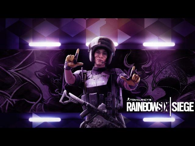 Tom Clancy's Rainbow Six Осада – Velvet Shell: оперативник Mira