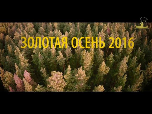 Рыболовный фестиваль ЗОЛОТАЯ ОСЕНЬ -2016. Отчётный фильм. Рыбалка осенью. Гонки на лодках.