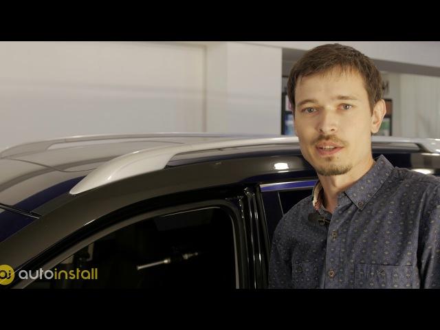 Замена штатной акустики Nissan X-Trail T32. Качественный автозвук SQ