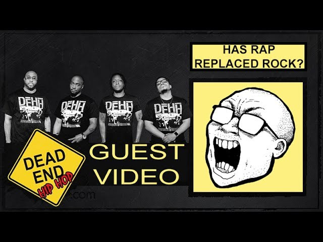 Is Hip Hop More Popular Than Rock? (DEHH Guest Video)