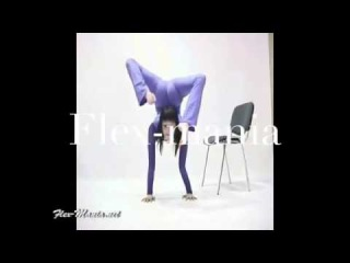 Contortionist | Amazing Contortion | Extreme flex | Flexible Girl Contortionist Dance yoga