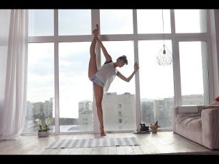 Contortion gymnastics Challenge - Stretches , gymnastics dancer