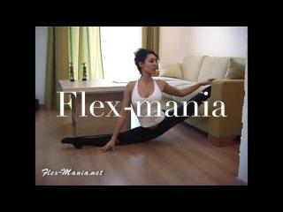 Gymnastic Stretch, Flexibility Really Flex contortion Yoga Flexilady model