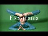 Contortion gymnastics Challenge - Stretches , yoga, flex girl, video flex girl