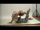 Gymnastic Stretch For Flexibility Really Post Flex contortion People Flexilady model