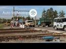 Трудности проезда ЖД переездов. Аварии и курьезы на железнодорожных переездах