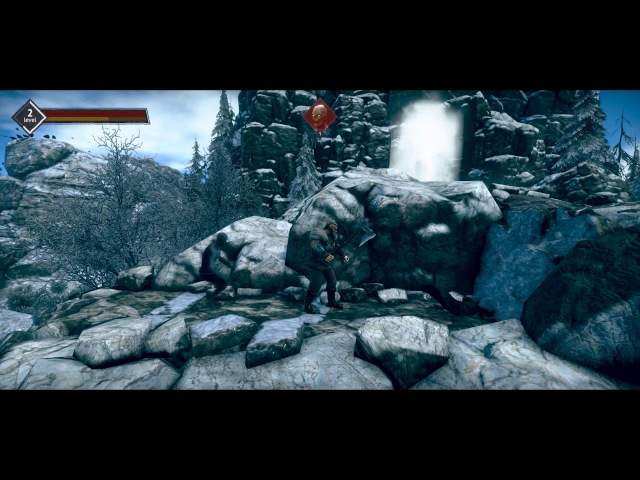 Indie game. About Savior Hunter (A.S.H.) Test