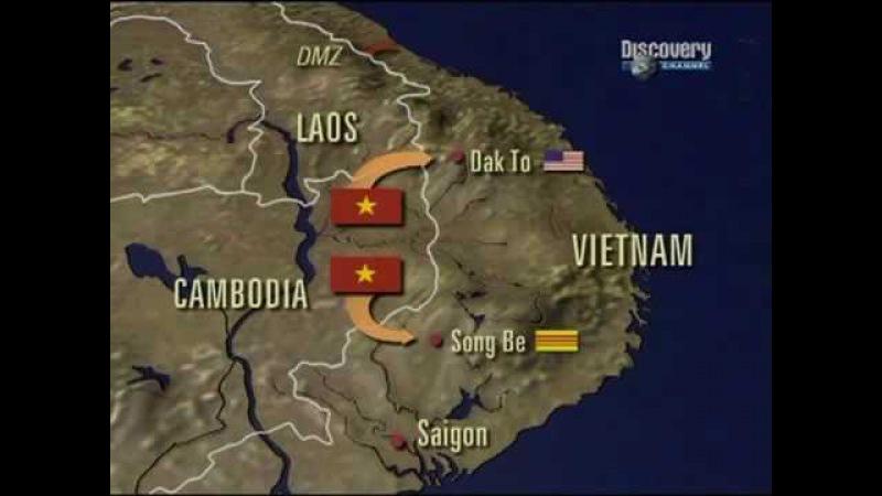 Полная история войны во Вьетнаме 1964 1973 годы часть 2