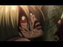 Атака титанов Вторжение гигантов 1 сезон 25 серия HD 720p