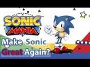 Sonic Mania Switch/PS4/XBOX ONE - Обзор