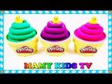 Mamy Kids TV #43 - DIY Play Doh Kids Video 2017 - Learning Color Videos for Kids