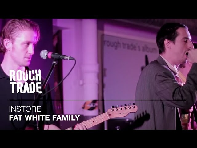 Fat White Family - Auto Neutron | Instore at Rough Trade East, London