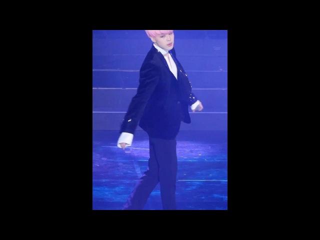 170222 방탄소년단 (BTS) - Save me [지민] JIMIN 직캠 Fancam (2016 가온차트어워드) by Mera