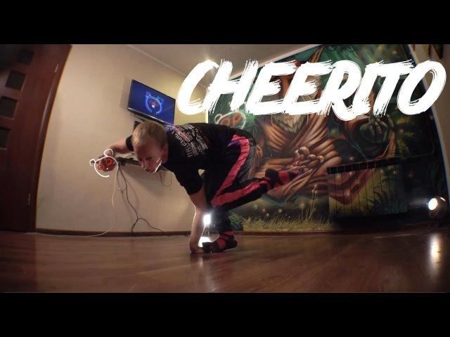 CHEERITO(EOS/IOE) x ORIGINAL PEOPLE