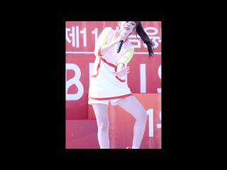 [JISOO] 20170401 FULL-HD 데스티니(Destiny) 러블리즈(LOVELYZ) 지수(jisoo) BY 철이 147company - 여의도공원 불스레이스(&#51649