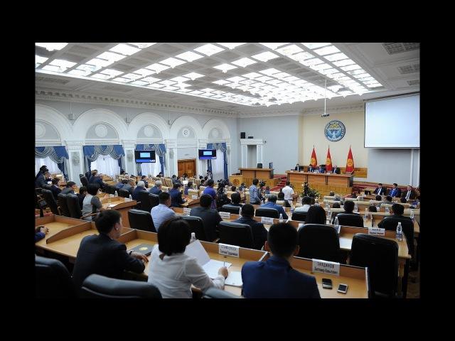 Сооронбай Жээнбеков обозначил основные достижения Правительства за время свое ...