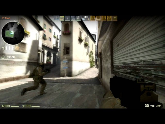 Hostage Rescue Gameplay on Italy - Counter-Strike: Global Offensive Beta