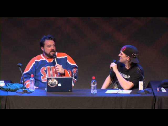 Jay and Silent Bob stand up 2