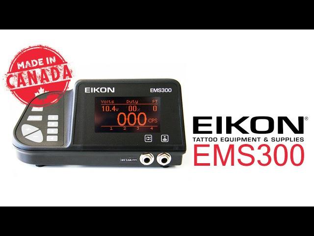 Eikon EMS300 - ОБЗОР