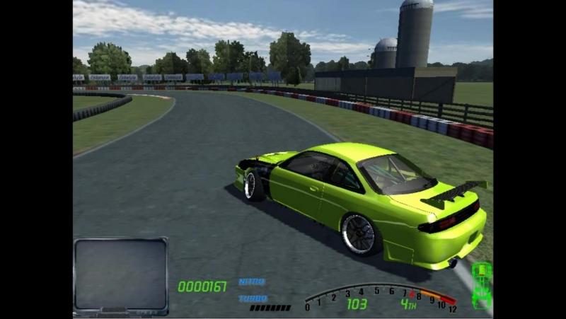 Nissan 200sx (drift, SLRR)