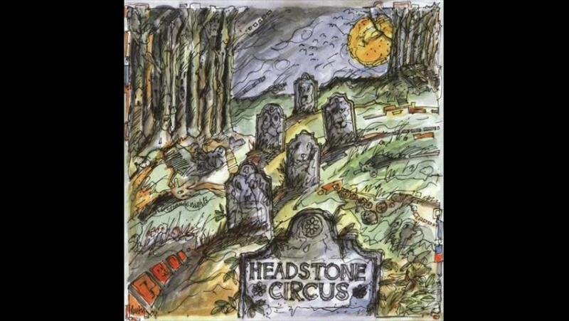 Headstone Circus [Psyche Blues- US] Bear Down@1968