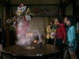 [dragonfox] Mahou Sentai Magiranger - 19 (RUSUB)