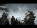 Живые Обои - TombRaider - Дома на скалах