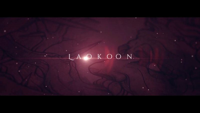 Acetic Lady.-Laokoon.