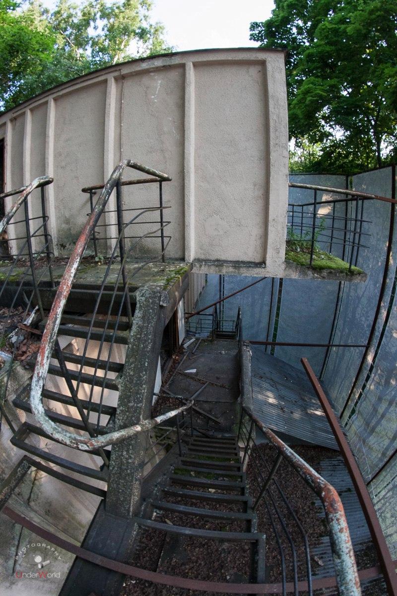 Памятники архитектуры советского периода