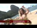 Mulher Melão mostra tudo em praia de nudismo Brazilian Girls braziliangirls